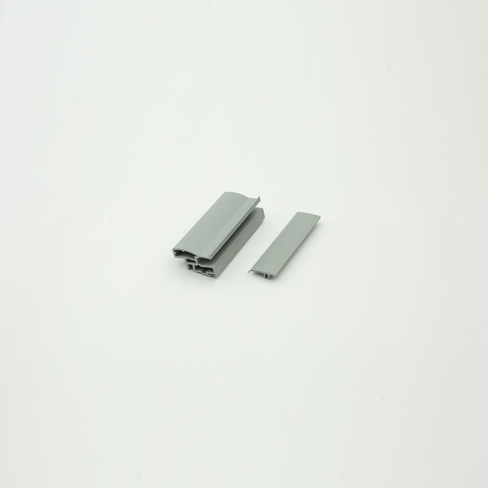 Sliding profile for glass 14mm
