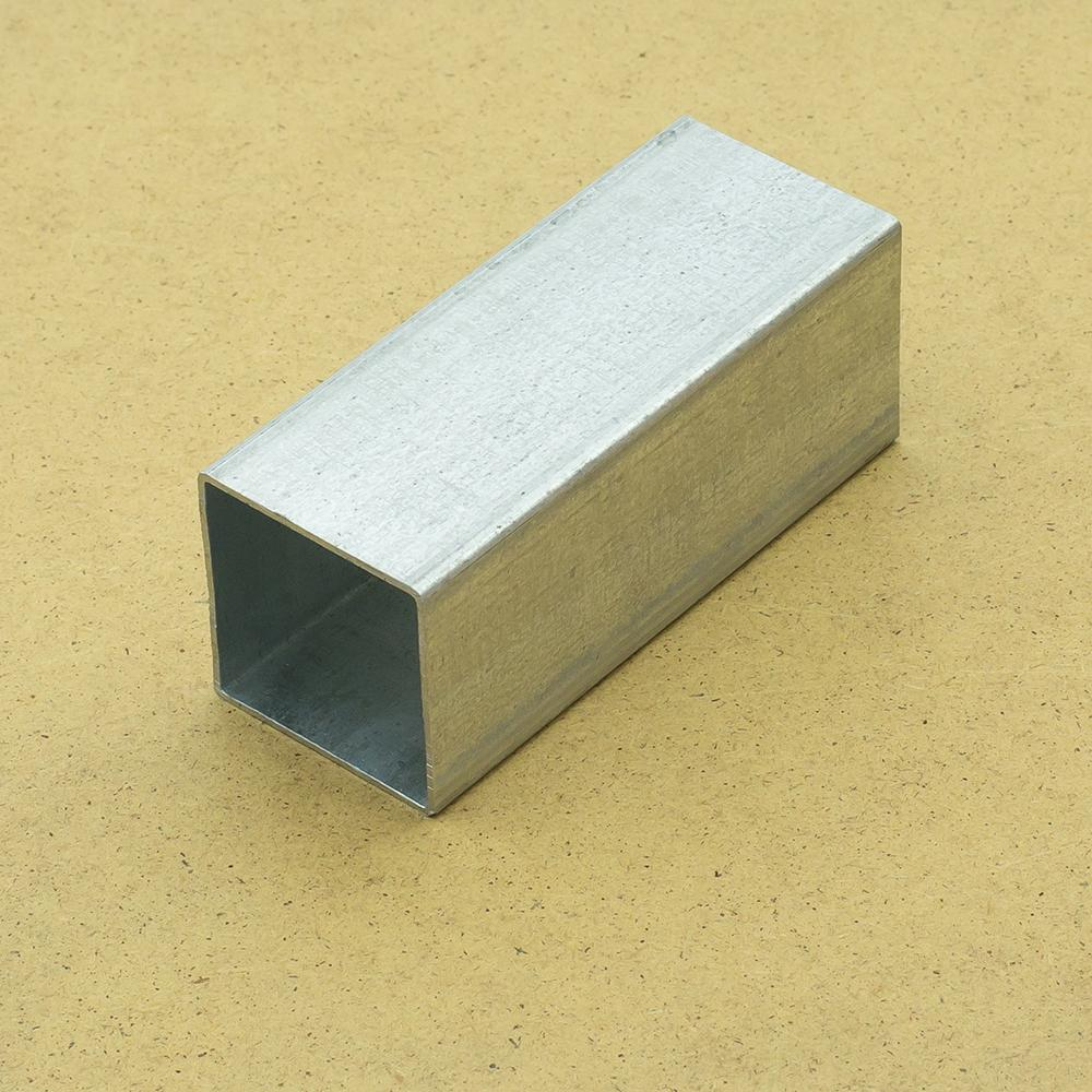 Galvanized profile support 40x40x1,5